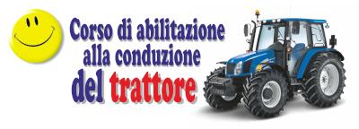 Patentino trattori